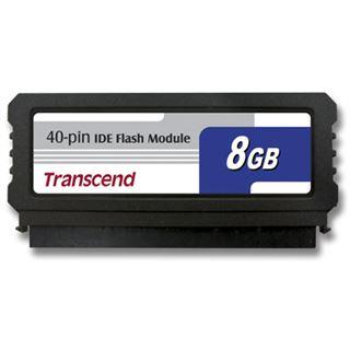 8GB Transcend IDE Flash Modul Module IDE MLC asynchron (TS8GDOM40V-S)