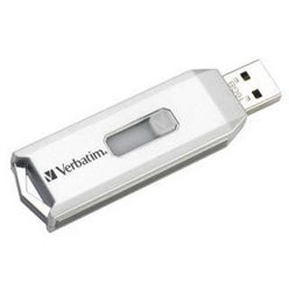 16 GB Verbatim Store `n` Go Executive silber USB 2.0