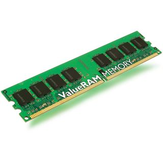 2GB Kingston ValueRAM DDR2-800 ECC DIMM CL6 Single