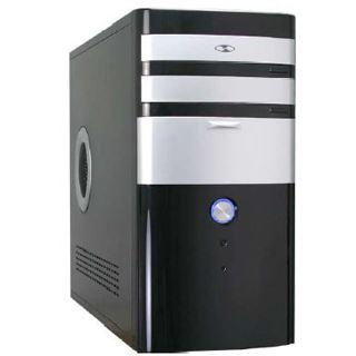 µATX Mini Inter-Tech IT-9003 iSlide schwarz (ohne Netzteil)