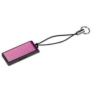 2GB Hama FlashPen Piko Pink 66X