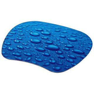 Hama Mauspad 50233 Slim Pad Wassertropfen Design