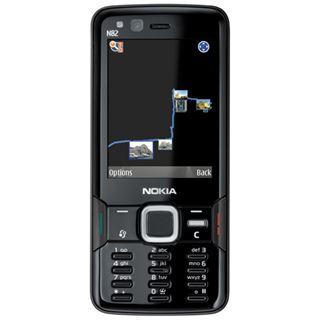 Nokia N82 schwarz