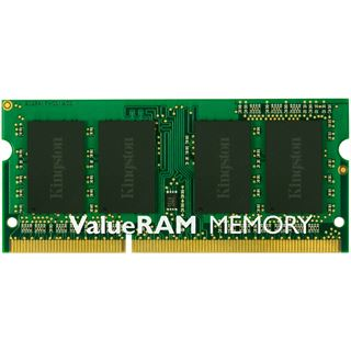 2GB Kingston ValueRAM DDR3-1066 SO-DIMM CL6 Single