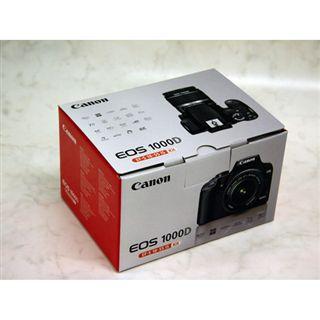 Canon EOS 1000D 18-55mm Spiegelreflex Kit