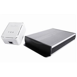 Devolo dLAN TV Sat PC Powerline Starter Kit
