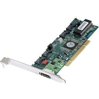 Dawicontrol DC-3410 4 Port PCI Low Profile bulk