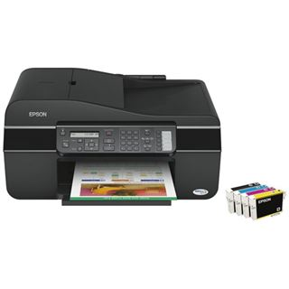 Epson Stylus Office BX300F Multifunktion Tinten Drucker 5760x1440dpi USB2.0