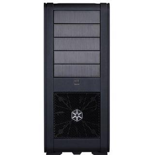 Silverstone Fortress FT01 Window Midi Tower ohne Netzteil schwarz