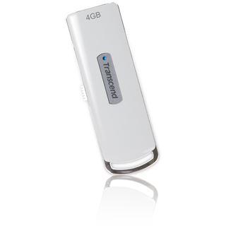 4GB USB Transcend JetFlash V10 weiß USB 2.0