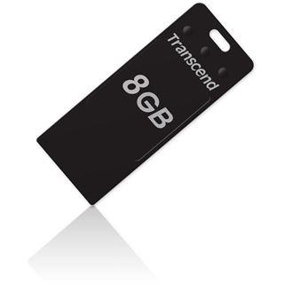 8 GB Transcend JetFlash T3 schwarz USB 2.0