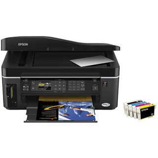Epson Stylus Office BX600FW Multifunktion Tinten Drucker 5760x1440