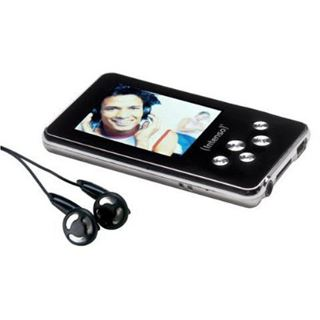 4GB Intenso MP4/MP3 Player Video Cruiser