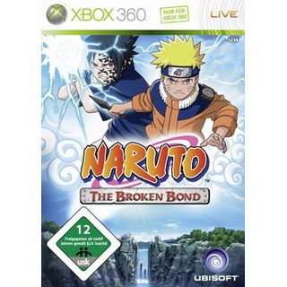 Naruto - The Broken Bond (XBox360)