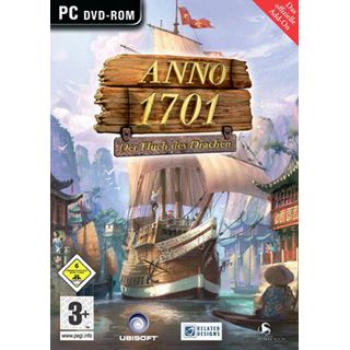 Anno 1701 - Der Fluch des Drachen Add On (PC)