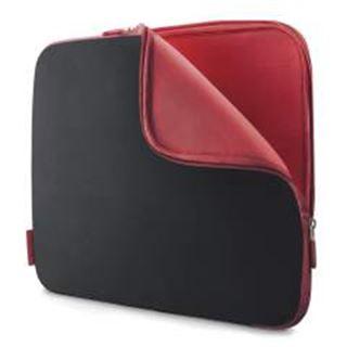 """Belkin Notebook Tasche 14"""" (35,56cm) schwarz rot"""
