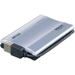 64GB BUFFALO Microstation HDX USB 2.0 Silber