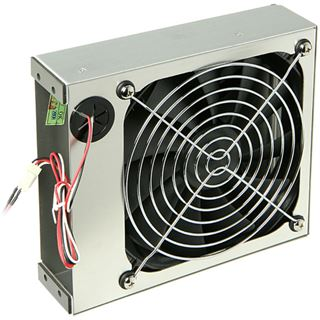 Lian Li PCI Cooling Kit silber 140mm Lüfter für