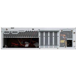 Silverstone Milo ML01R Desktop 300 Watt silber