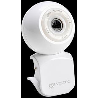 Revoltec Web Kamera W1 Collector Edition 0.3 MPixel 640x480