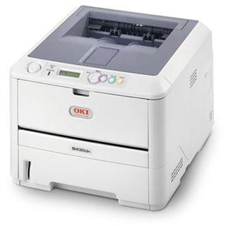 OKI B430d Laser Drucker 1200x1200dpi parallel/USB2.0