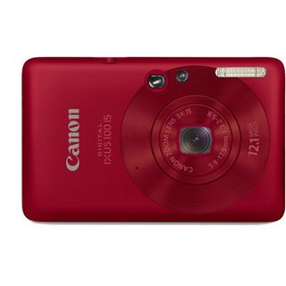 Canon Digital Ixus 100IS Rot