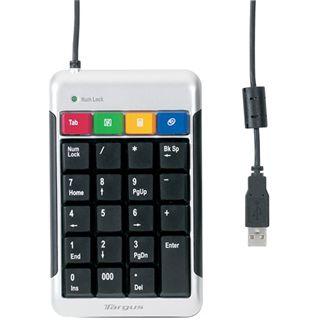 Targus Mini Keypad inkl. USB Hub
