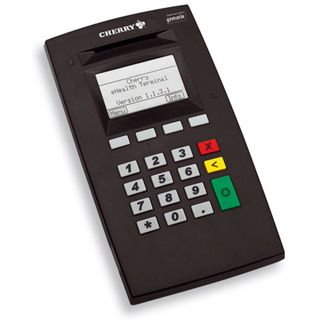 CHERRY eHealth-BCS Terminal ST-1503 Chipkartenleser für