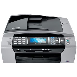 Brother MFC-490CW Multifunktion Tinten Drucker 6000x1200dpi WLAN/LAN/USB2.0