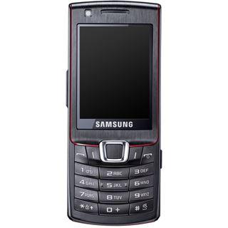 Samsung S7220 Platinum-Red