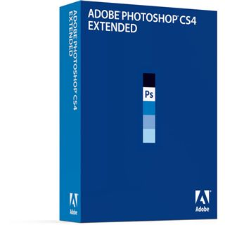 Adobe Photoshop Extended CS4 Win Stdentenversion