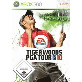 Tiger Woods PGA Tour 10 (XBox360)
