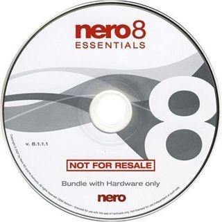 Nero 8 Essentials (OEM)