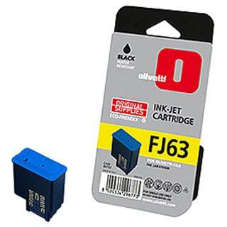 Olivetti Tinte B0702 schwarz