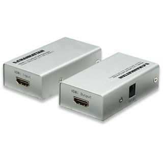 Manhattan HDMI 1.2 Repeater Cat5e/Cat6, up