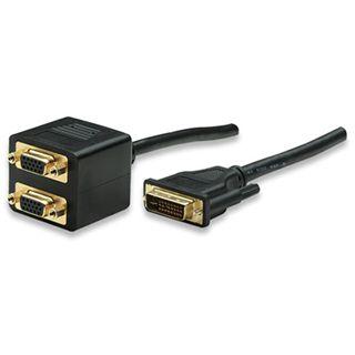 InLine 307802 2-fach DVI-Splitter