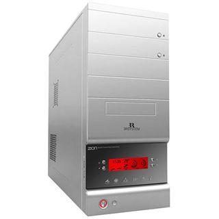ATX Midi 3R System Design R240 Silber