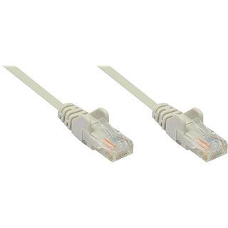 1.50m Good Connections Cat. 5e Patchkabel UTP RJ45 Stecker auf RJ45 Stecker beige Twisted Pair