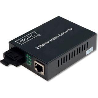 Digitus Konverter DN-82110 TX auf SX 10/100/1000Mbit/s