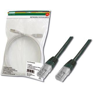 Digitus Patch Cable UTP CAT5E 15m schwarz
