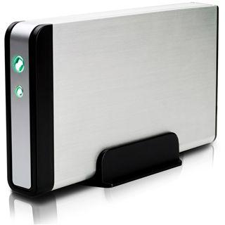 "1000GB Fantec Fanbox FB-35US2 7200U/m 16MB 3.5"" (8.89cm) Silber USB2.0/eSATA"