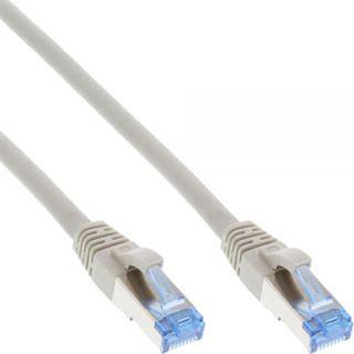 (€3,30*/1m) 3.00m InLine Cat. 6a Patchkabel S/FTP PiMF RJ45