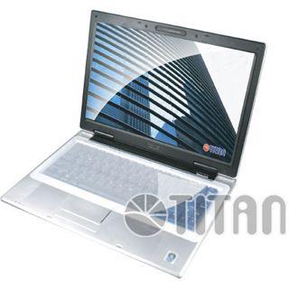 Titan Notebooktastaturschoner aus Silikon