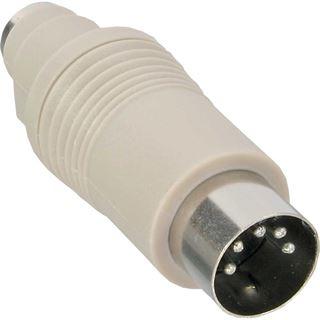 Adapter DIN-Stecker zu Mini-Diodenbuchse