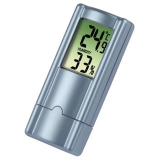 Hama LCD-Thermometer Window II