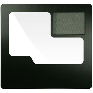Lian Li schwarzes Seitenteil mit Fenster und Mesh für PC-V1000
