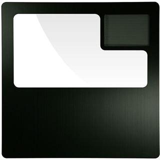 Lian Li schwarzes Seitenteil mit Fenster für PC-V2000 (W-V2000BP)