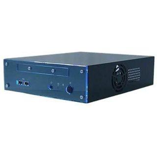 Inter-Tech Cubid 3688 ITX Tower 60 Watt schwarz