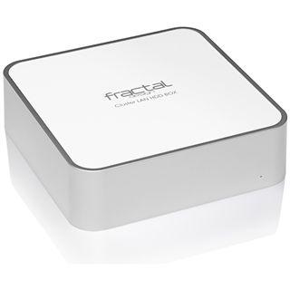 Fractal Cluster Box LAN, USB weiß