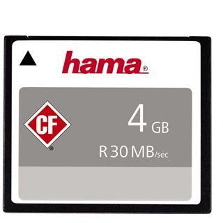 4 GB Hama Standard Compact Flash TypI 40x Bulk